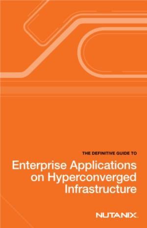 E-book: Enterprise-applicaties op Hyperconverged Infrastructure