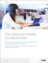 Uitdagingen overwinnen op de weg naar echte zakelijke mobiliteit
