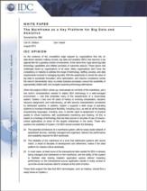 Het mainframe als belangrijk platform voor Big Data en Analytics
