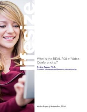 Wat levert Video Conferencing op als het succesvol wordt ingezet?