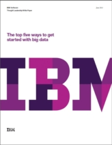 De vijf beste manieren om aan de slag te gaan met Big Data