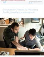 De ultieme checklist voor de preventie en bestrijding van ransomwareaanvallen