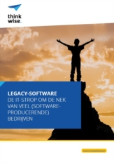 Legacy software: De IT-strop om de nek van veel bedrijven