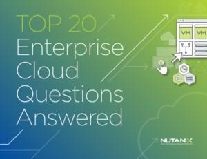 Antwoord op de top 20 vragen over Enterprise Cloud