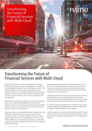 Hybrid IT biedt financiële dienstverlening beste van twee werelden