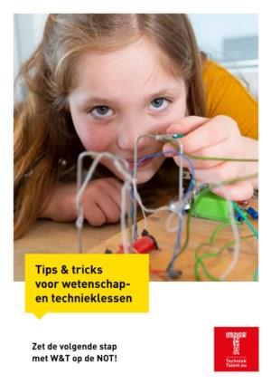 Tips & Tricks voor wetenschap- en technieklessen
