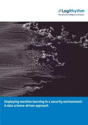 Machine learning gebruiken in een beveiligingsomgeving: een op data science gebaseerde aanpak