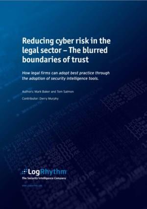 Vermindering van cyberrisico's in de juridische sector: de vage grenzen van vertrouwen