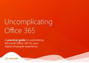 Gids: Office 365 voor iedereen eenvoudiger