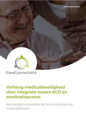 Verhoog medicatieveiligheid door integratie tussen ECD en medicatieproces