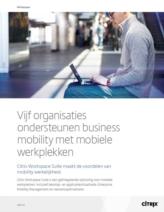 5 voorbeelden van succesvolle business mobility integratie