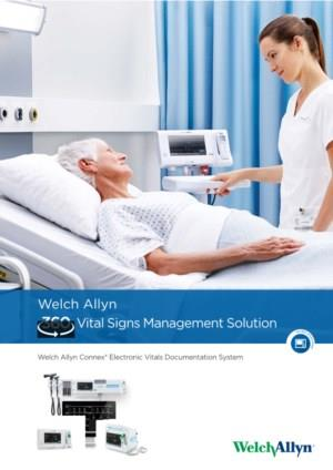 Welch Allyn Vital Signs Management solutions