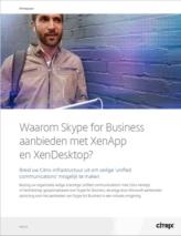 Skype voor Business aanbieden in een virtuele omgeving