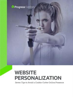 7 Tips voor Website personalisatie om u te kunnen onderscheiden