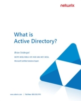 What is Active Directory? Learning about AD structure, services and more