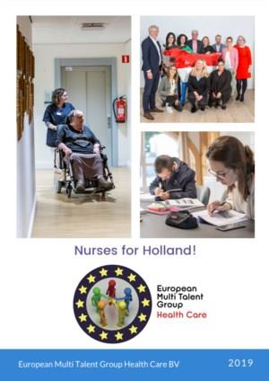 Nurses for Holland (English)