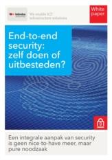 End-to-end security: zelf doen of uitbesteden?