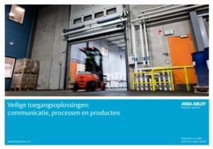 Whitepaper Veilige toegangsoplossingen: communicatie, processen en producten