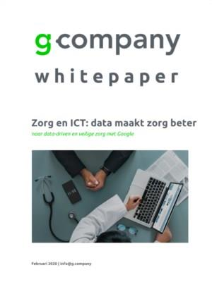 Zorg & ICT: data maakt zorg beter