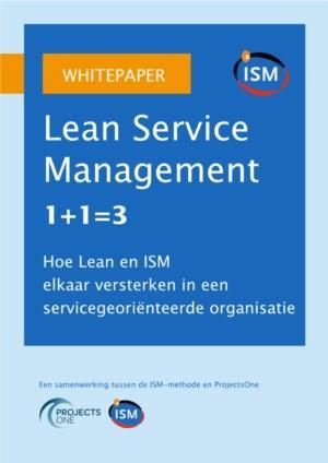 Lean Service Management, 1+1=3