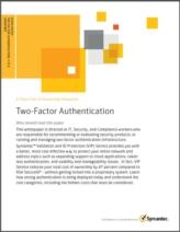 Kostenbesparing op authenticatie beveiliging? Het kan!