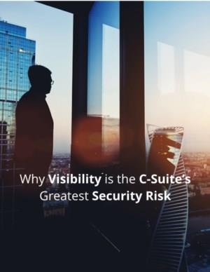 Why Visibility is the C-Suite's Greatest Security Risk