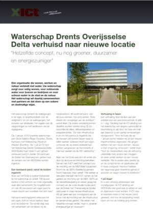 """""""Hetzelfde datacenter concept, nu nog groener, duurzamer en energiezuiniger"""""""