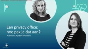 [Case Rijndam] Een Privacy Office: hoe pak je dat aan?