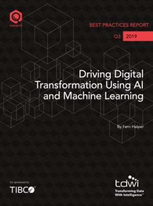 Hoe AI en Machine Learning uw organisatie verder kan helpen