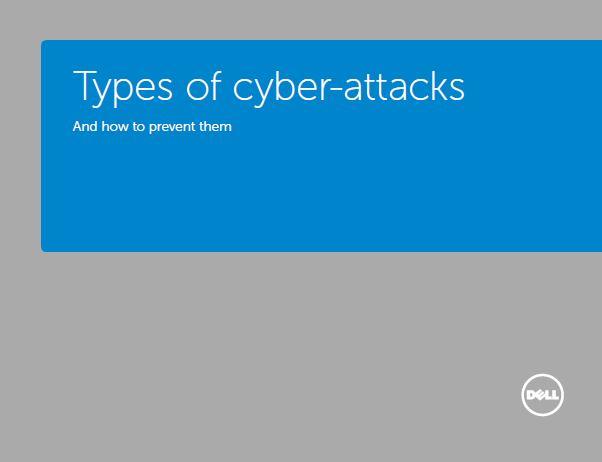 Verschillende typen cyberaanvallen en hoe ze te bestrijden