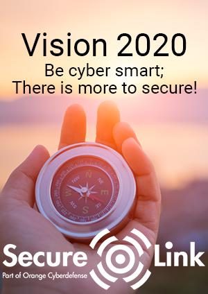 Het 2020 Cybersecurity Visie Rapport