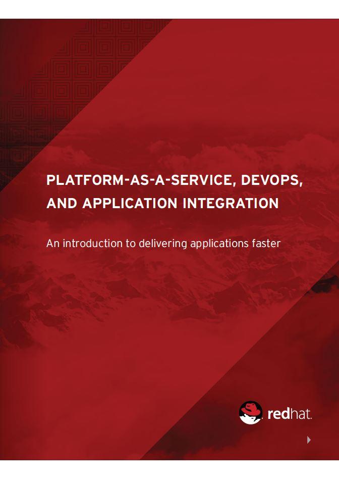 Lever sneller apps met PaaS, DevOps en applicatie integratie