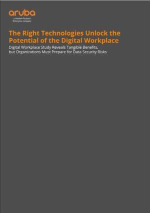 4 trends in het nieuwe werken: de digitale werkplek onderzocht