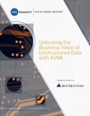 Hoe u aan de hand van AI & ML meerwaarde kan geven aan uw ongestructureerde data