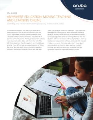 Online lesgeven: uitdagingen van 'het nieuwe normaal' voor het onderwijs