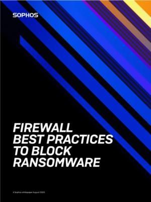 Praktijkadvies: de firewall als wapen tegen ransomware