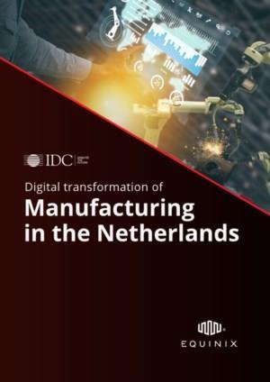 De digitale transformatie van Nederlands' Maakindustrie