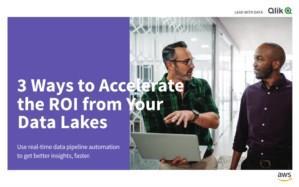 3 manieren om je ROI van Data Lakes te versnellen