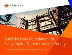 Bouw de datafundering voor elke digitale transformatieprioriteit