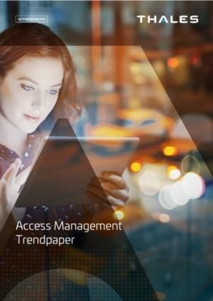Access Management Trendpaper