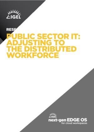 IT binnen de Publieke Sector: het nieuwe hybride werken