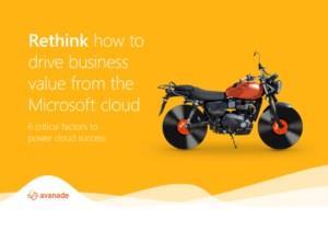 6 essentiële stappen om meer waarde te halen uit Microsoft cloud