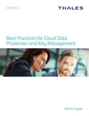 Best Practices voor Cloud Data Protection en Key Management