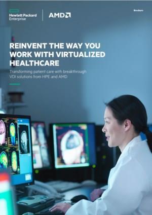 Vind de manier van werken opnieuw uit met gevisualiseerde gezondheidszorg