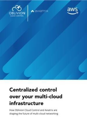 Gecentraliseerde controle over uw multi-cloud infrastructuur