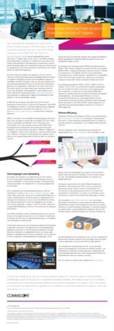 Power-over-Ethernet helpt bij de eisen van het IoT-tijdperk