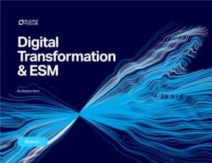 De ultieme gids voor Digitale Transformatie en ESM