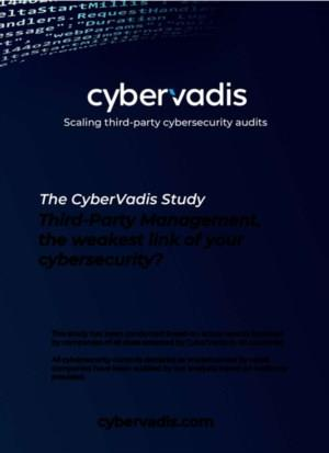 Third-Party Management, the weakest link of your cybersecurity?