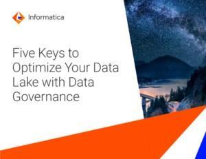 Vijf manieren om uw Data Lake te optimaliseren met Data Governance