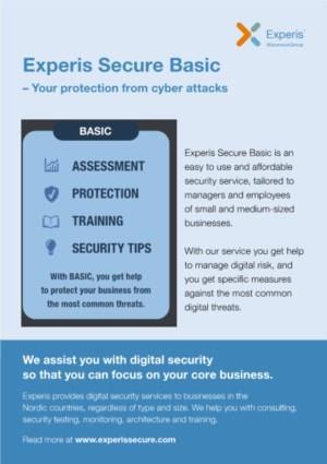 Experis Secure Basic